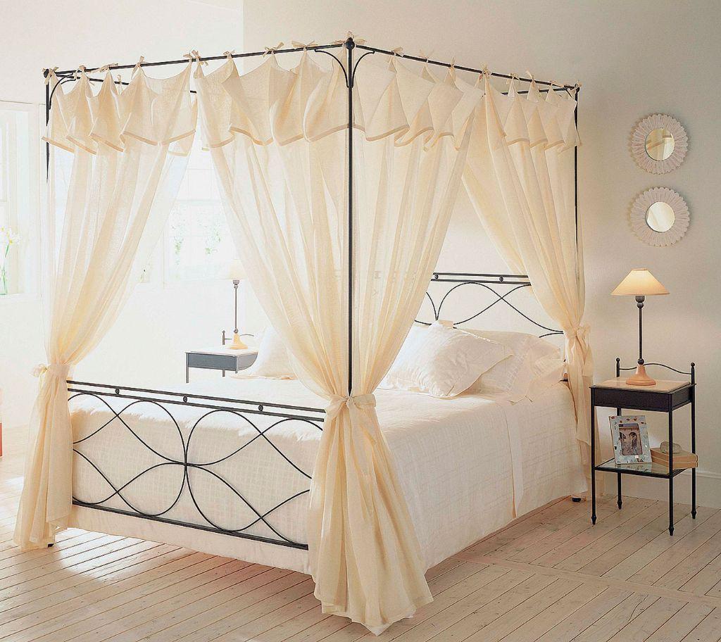 luxus schlafzimmer mit himmelbett m bel roller schlafzimmer bettw sche bordeaux deko ideen. Black Bedroom Furniture Sets. Home Design Ideas