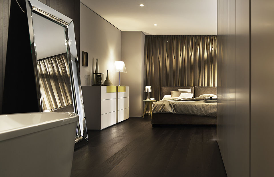 wunderbar wohn schlafzimmer modern fotos die besten wohnideen. Black Bedroom Furniture Sets. Home Design Ideas