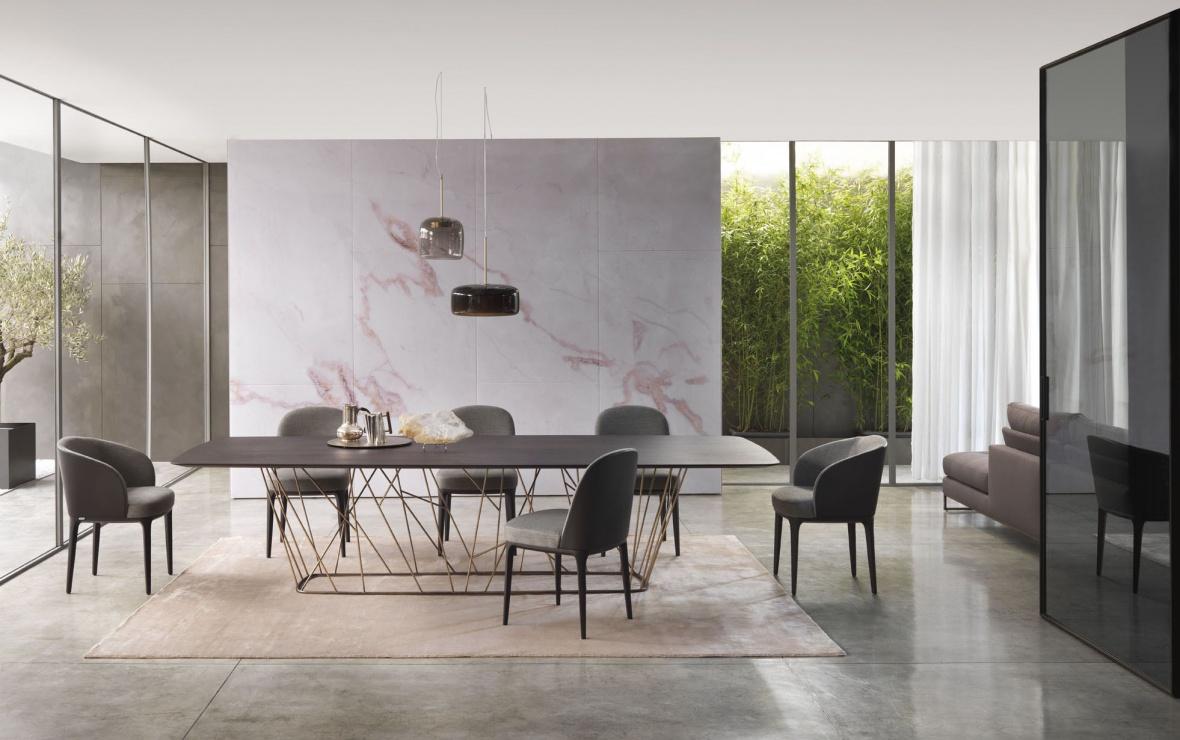 Modern Interieur Inrichten : Speisezimmer modern u egger s einrichten