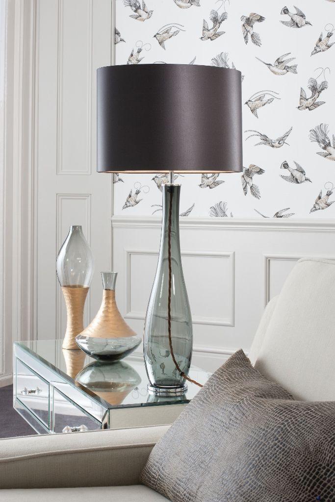 Tischleuchte klassisch heathfield leuchten casablanca Eggers Einrichten Interior Design Muenchen