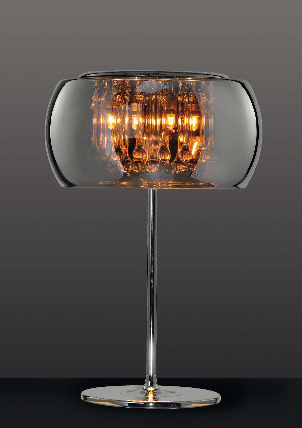 Tischlampe  Glas Eggers Einrichten Interior Design Muenchen