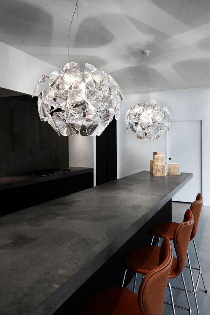 Haengeleuchte klar Designerleuchte Hope Eggers Einrichten Interior Design Muenchen