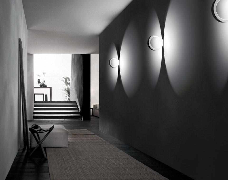 Wandleuchte Cini Nils Assolo modern weiß Eggers Einrichten Interior Design Muenchen