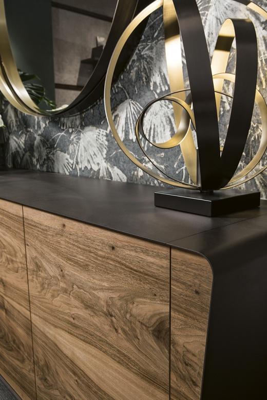 Cantori rodin lampada dettaglio lamp detail klassisch Eggers Einrichten Interior Design Muenchen