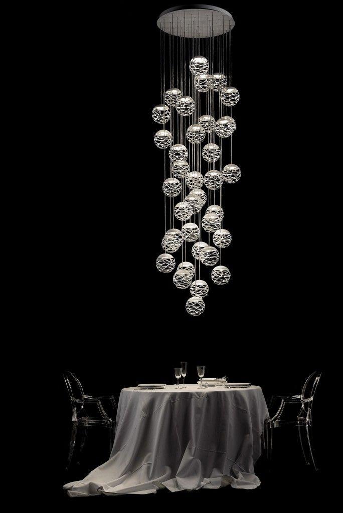 Studio Italia Haengeleuchte Pendelleuchte modern Kelly Eggers Einrichten Interior Design Muenchen