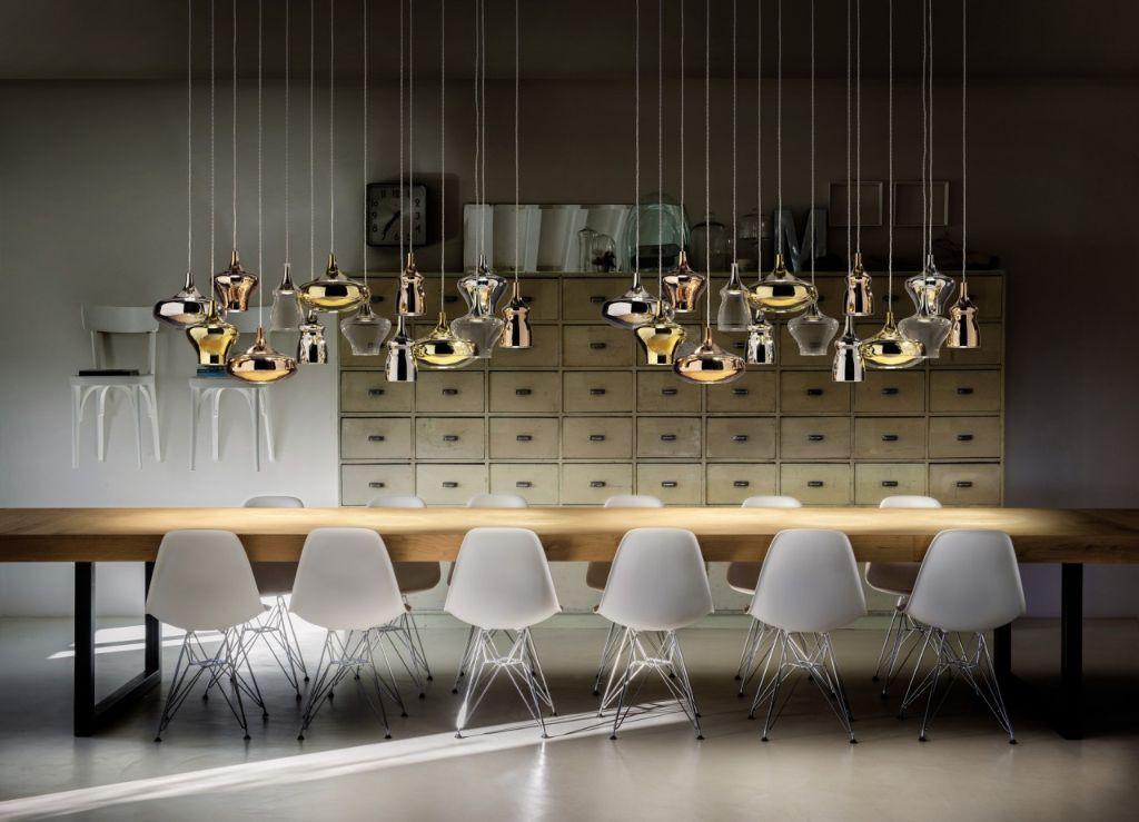 Designerleuchte Studio Italia Design Nostalgia Glass  modern Haengelampe Eggers Einrichten Interior Design Muenchen