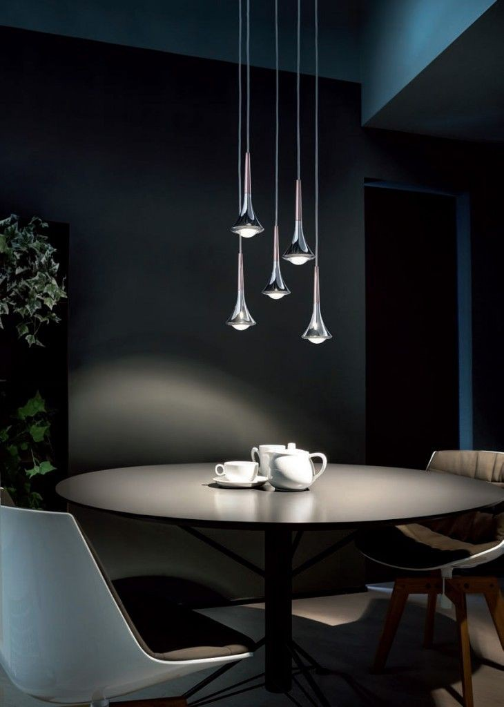 Studio Italia Design Rain Haengelampe Eggers Einrichten Interior Design Muenchen