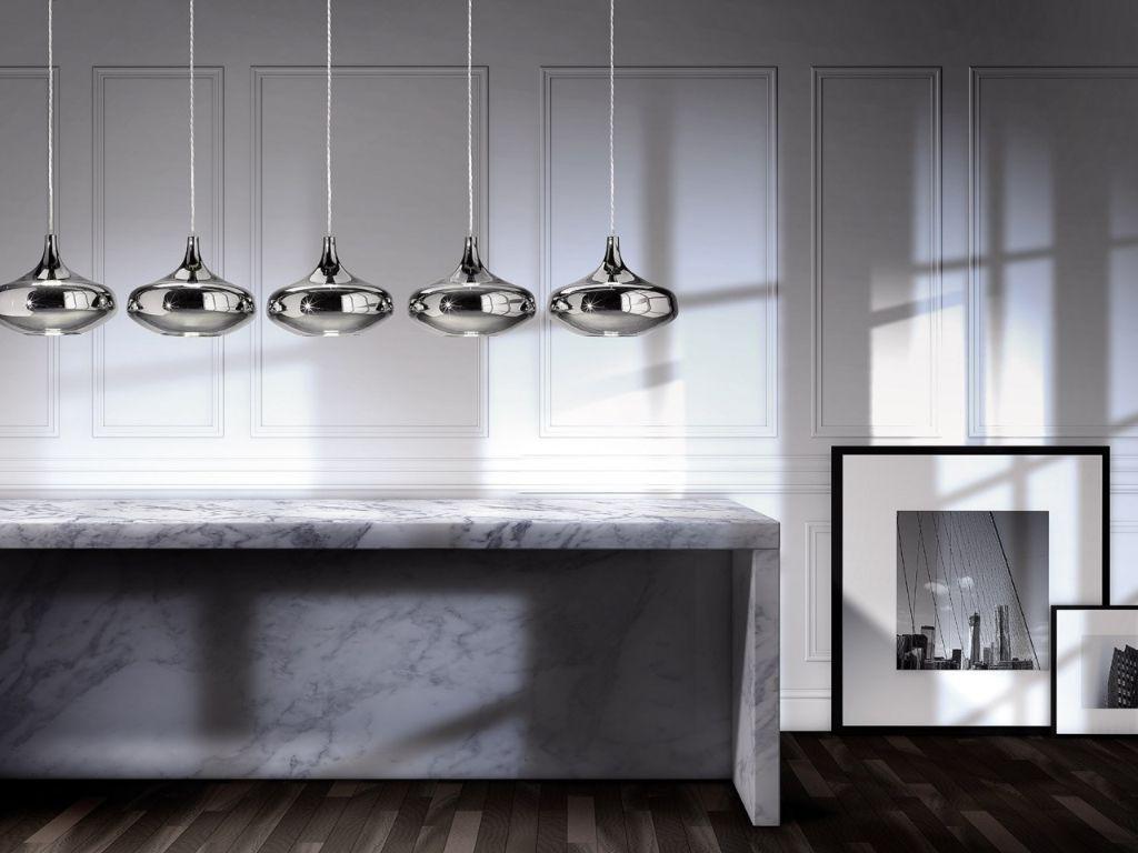 Studio Italia Haengelleuchte Pendelleuchte modern Eggers Einrichten Interior Design Muenchen