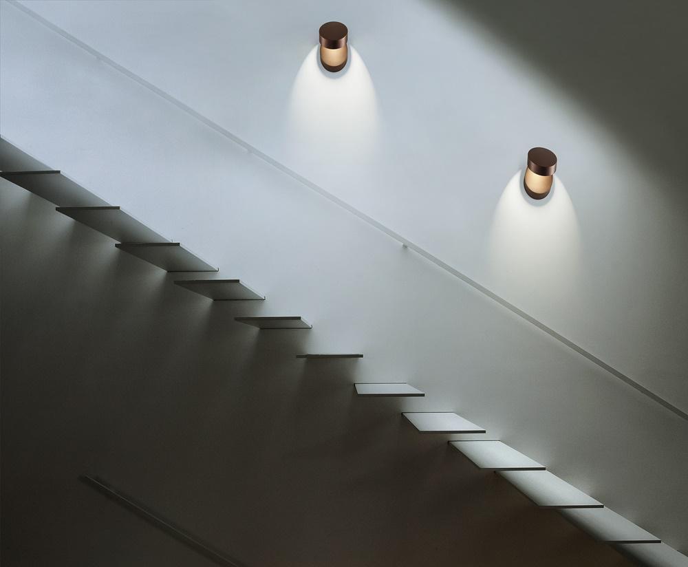 Studio Italia Wandleuchte bronze Eggers Einrichten Interior Design Muenchen