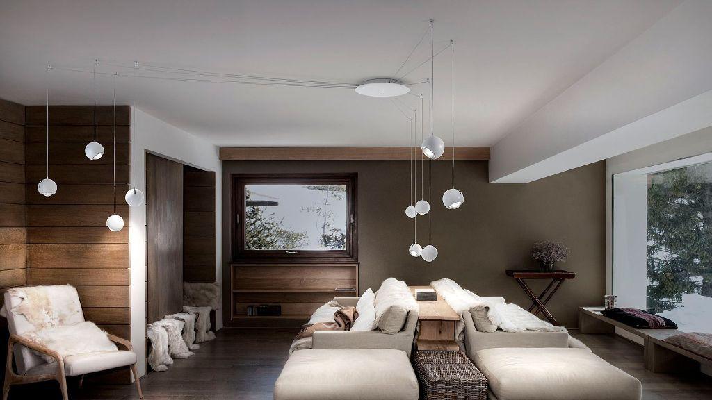 spider Studio Italia Haengelleuchte modern Eggers Einrichten Interior Design Muenchen