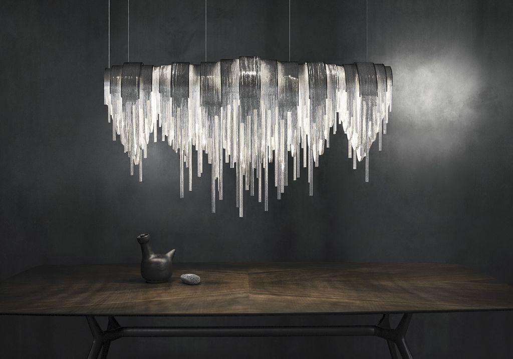 Deckenleuchte klassisch terzani luce pensata volver Eggers Einrichten Interior Design Muenchen