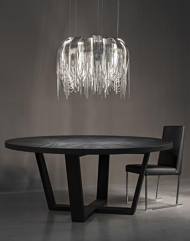 Deckenleuchte klassisch terzani luce pensata Eggers Einrichten Interior Design Muenchen