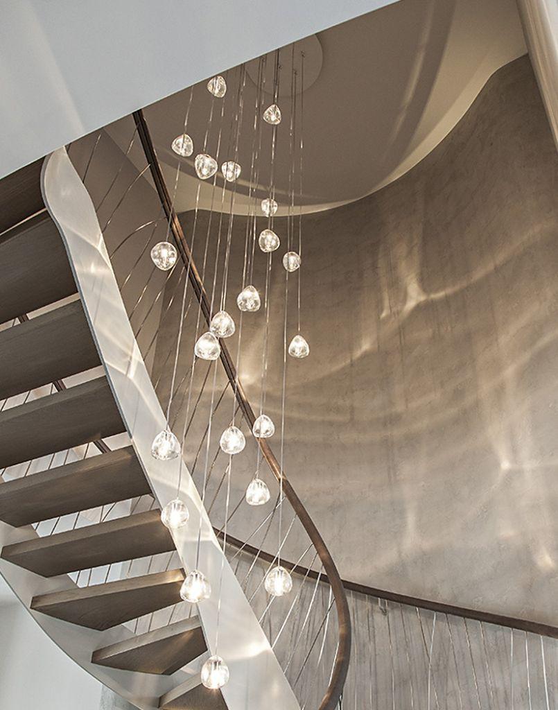 Haengelampe Pendelleuchte terzani luce mizu  pensata Eggers Einrichten Interior Design Muenchen
