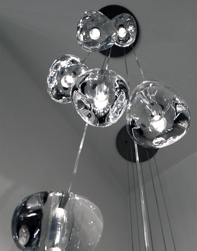Haengelampe Pendelleuchte modern terzani luce pensata mizu Eggers Einrichten Interior Design Muenchen