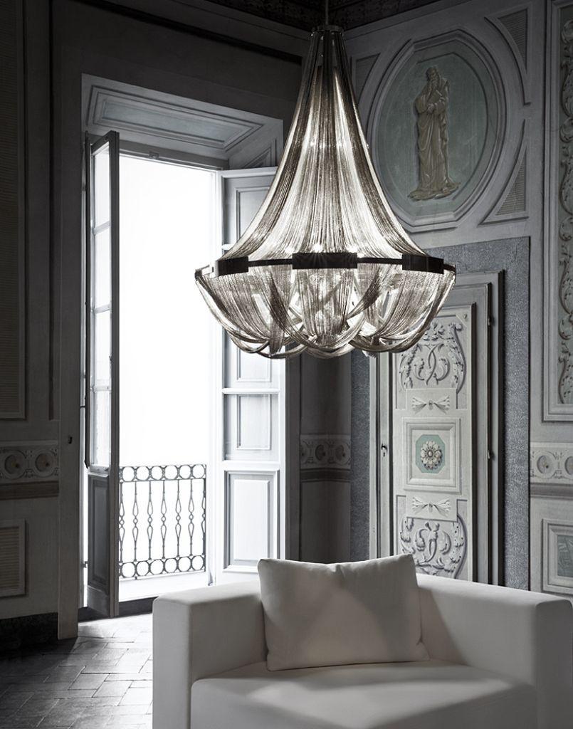 Kronleuchter Deckenleuchte terzani luce pensata soscik Eggers Einrichten Interior Design Muenchen