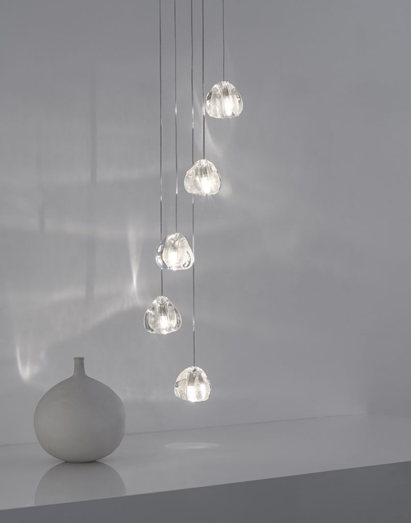 Haengeleuchte terzani luce pensata mizu Eggers Einrichten Interior Design Muenchen