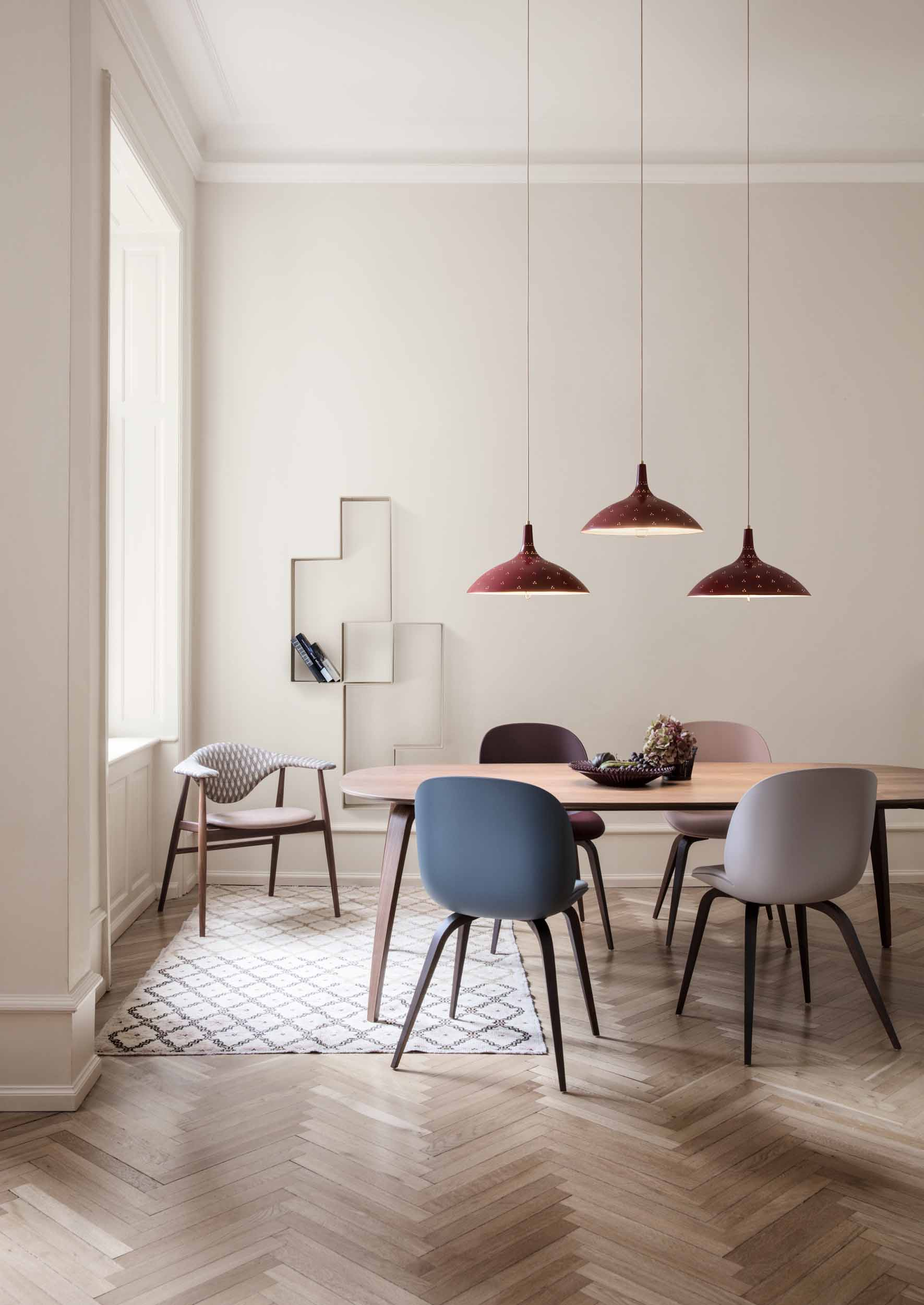Speisezimmer Gubi Interior Design Muenchen Eggers Einrichten Muenchen klassisch