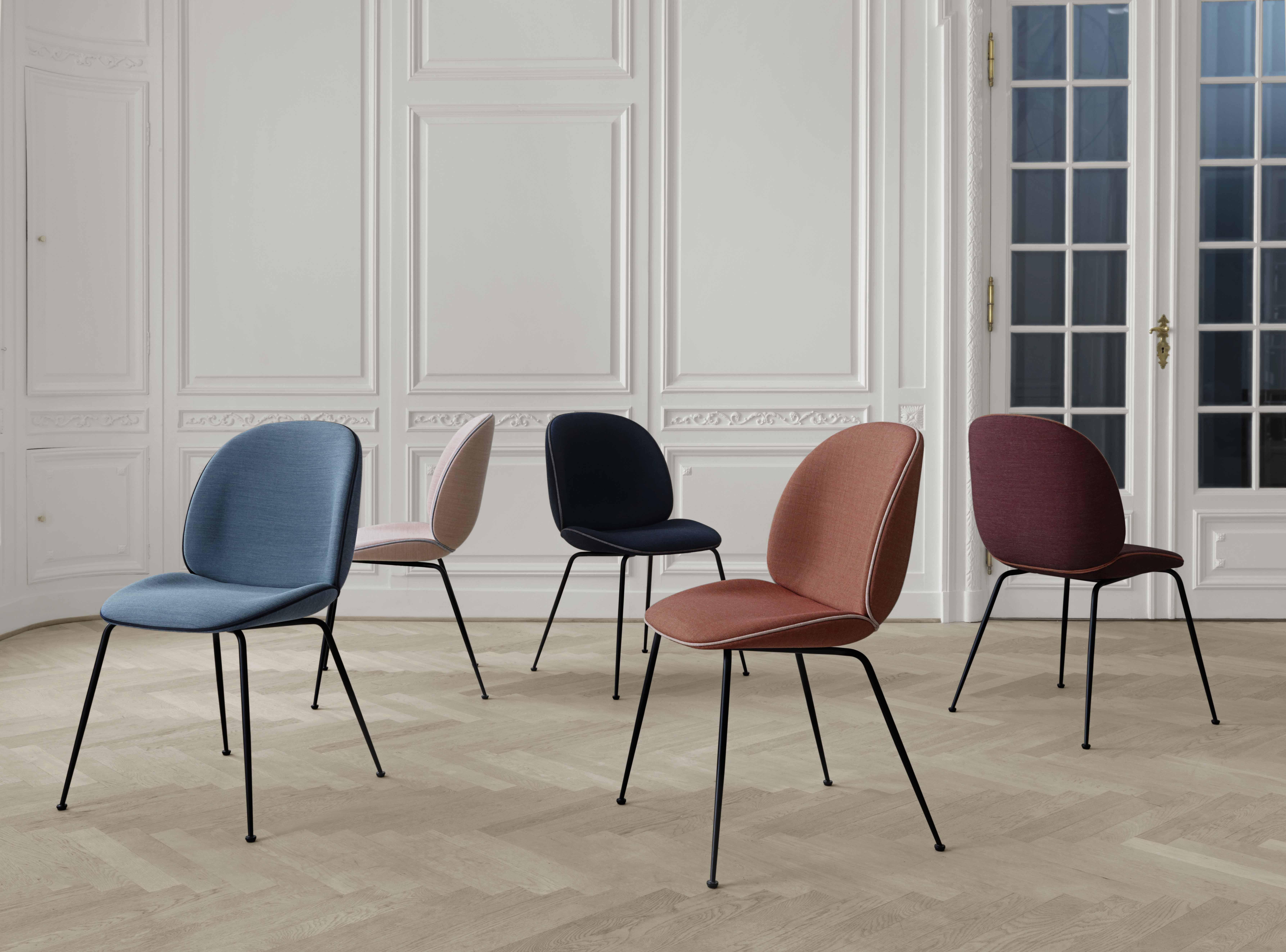 Speisezimmer Stuhl Gubi Interior Design Muenchen Eggers Einrichten