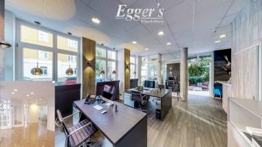 Büro Bogenhausen Egger & Graf Immobilien GmbH Design Eggers Einrichten