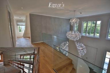 Vorher Nachher Treppenhaus Villa Muenchen Eggers Einrichten Interior Design
