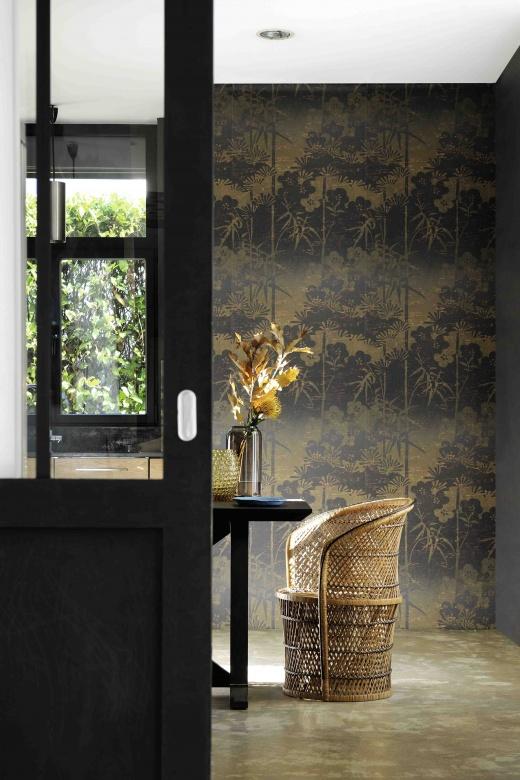 Wandgestaltung-Tapete-Dschungel-Regenwand-ELITIS-Eggers-Einrichten-Interior-Design-Muenchen-X