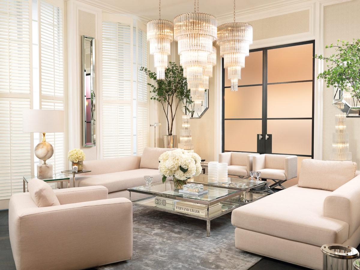 Wohnzimmer Klassisch – Egger\'s Einrichten