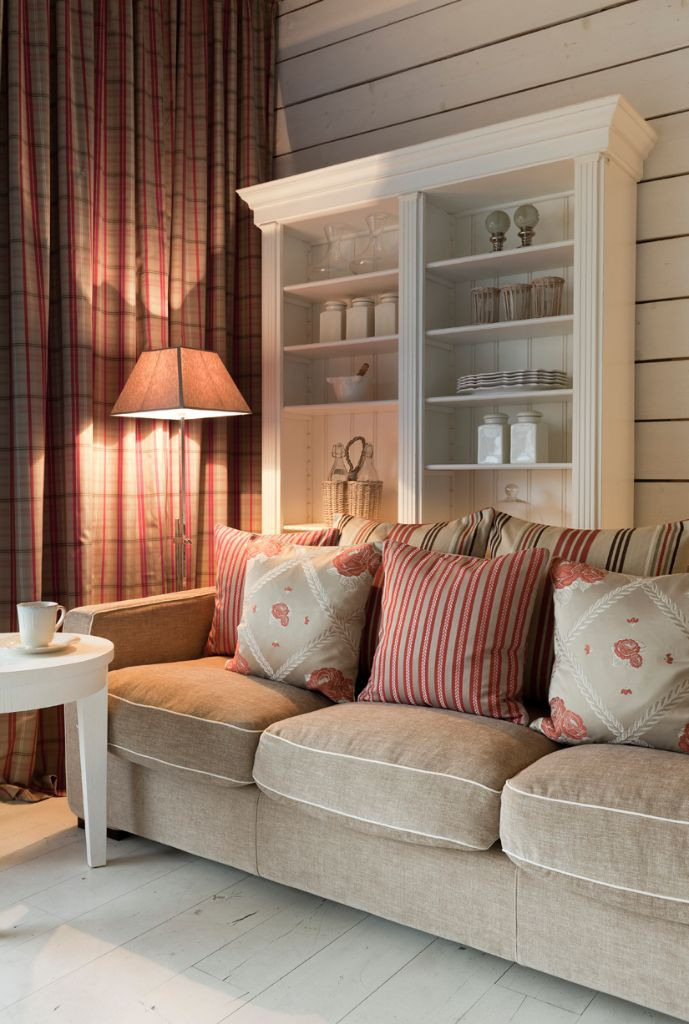 Wohnzimmer Landhaus – Egger\'s Einrichten
