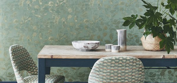 Tapete Wallpapter artesia wallcoverings Eggers Einrichten Interior Design Muenchen