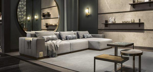 Wohnzimmer Cantori Eggers Einrichten Interior-Design Muenchen