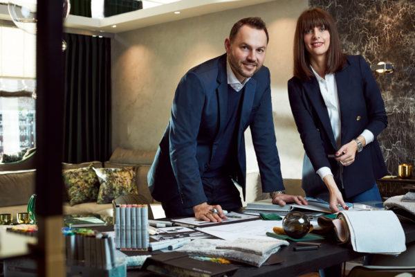 Eggers Einrichten Interior Design Service Marcus und Amela Egger
