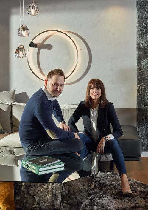 Eggers Einrichten Interior Design Marcus und Amela Egger